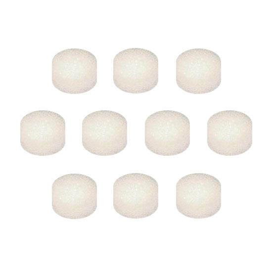 Replacement Air Filter for Drive Panda, Power Neb Ultra, Pacifica Elite, and Checker Cab Nebulizer Compressors (Bag of 10)