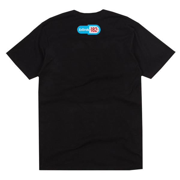 ENEMA GLOVE BLACK T-SHIRT