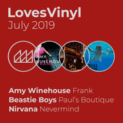 LovesVinyl Subscription - July '19