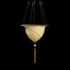 SAMARKANDA Glass Ceiling, gold, venetia studium, fortuny lighting