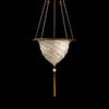 SAMARKANDA Glass Ceiling, silver, venetia studium, fortuny lighting
