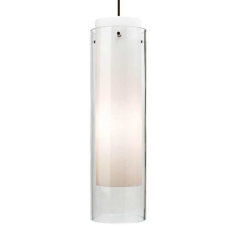 Echo Grande Pendant - Clear Glass - Tech Lighting