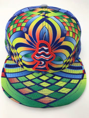 Myxed Up Fillichello Grassroots Collab Snapback Hat