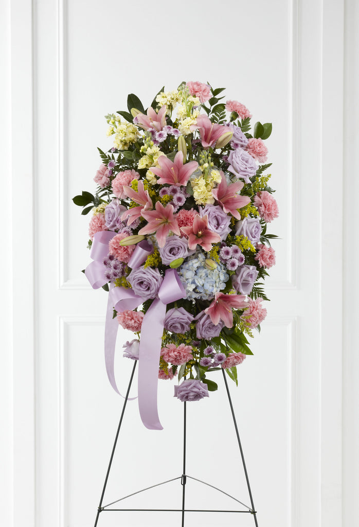 The FTD Blessings of the Earth Easel (S37-4522) - Beaudry Flowers