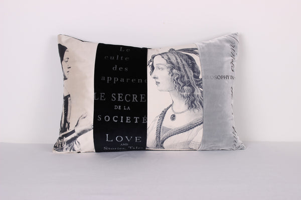 Secretes de la Society Cushion