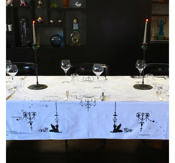 Candelabra Tablecloth