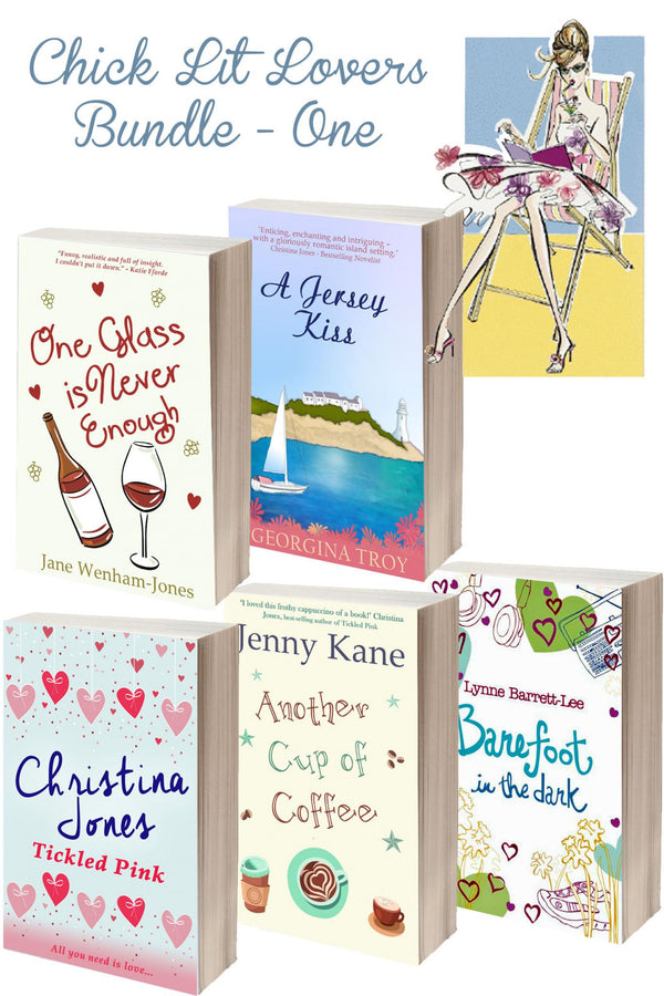 Chick Lit Lovers Vol One - Accent Press