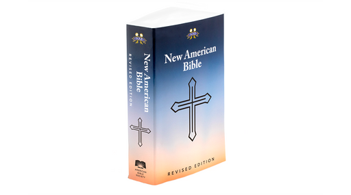 NAB New American Bible Revised Edition Catholic Paperback