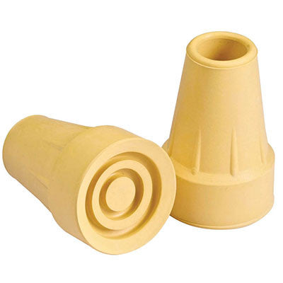 Extra Large Crutch Tips - 2 pack