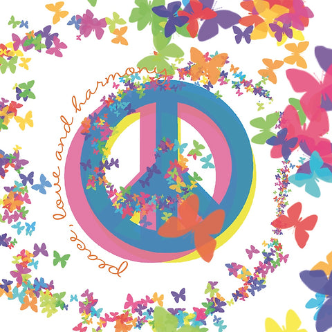 Erin Clark - Peace, Love, and Harmony
