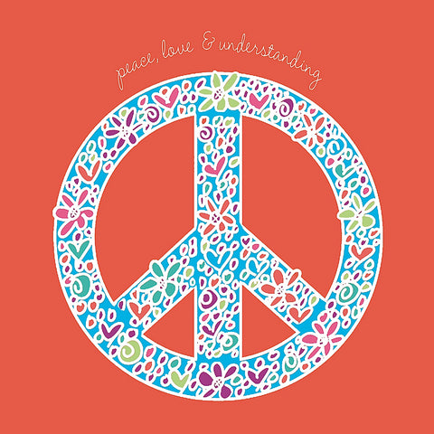 Erin Clark - Peace, Love, and Understanding