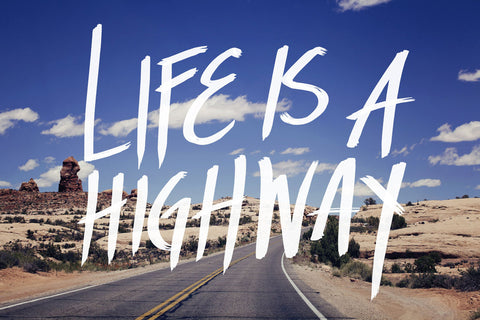 Leah Flores - Life is a Highway