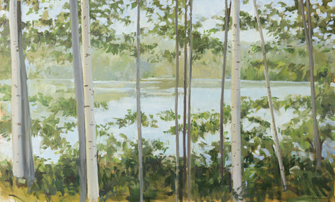 Elissa Gore - Birch Lake