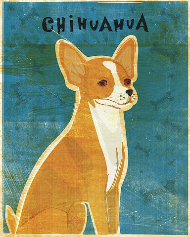 John W. Golden - Chihuahua (red)