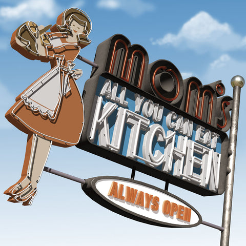 Anthony Ross - Mom's All-You-Can-Eat Kitchen