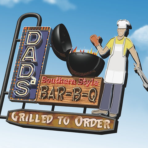Anthony Ross - Dad's Southern Style Bar-B-Q