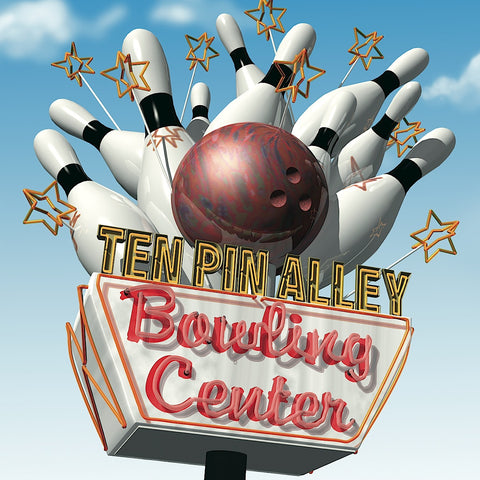 Anthony Ross - Ten Pin Alley Bowling Center
