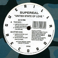 SUPEREAL - United State Of Love