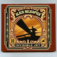 BLACK HELICOPTER - Invisible Jet