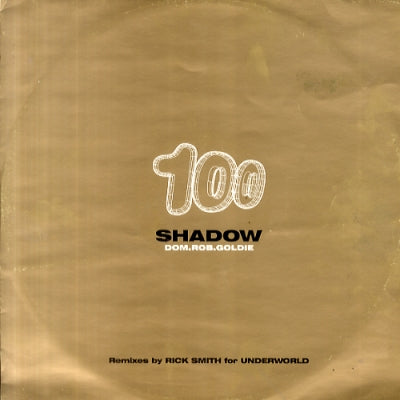 DOM & ROB & GOLDIE - The Shadow