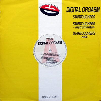 DIGITAL ORGASM - Startouchers
