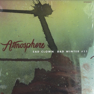 ATMOSPHERE - Sad Clown Bad Winter (Sad Clown Bad Dub #11)