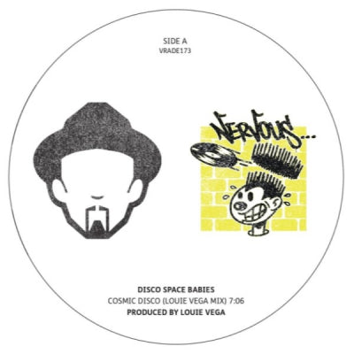 DISCO SPACE BABIES / SYLVESTER - Cosmic Disco / Dance (Louie Vega Remixes)