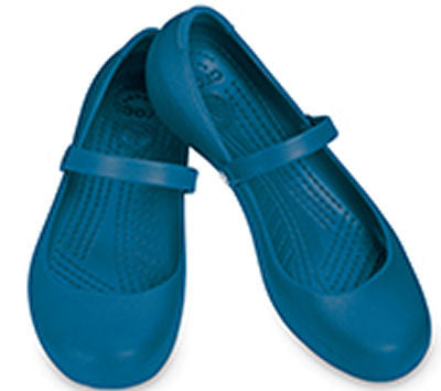 Original Crocs Alice in Peacock in Blue