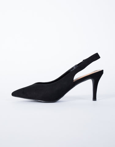 Sling it Back Pumps