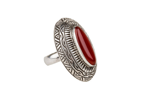Hathor Dome Ring