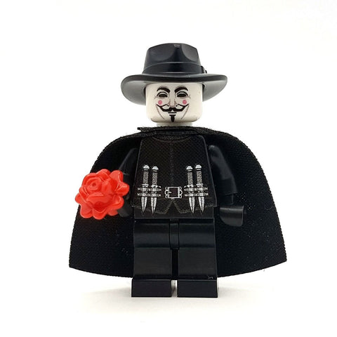Guy Fawkes - Custom Minifigure