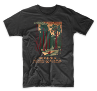 Vintage Sequoia National Park Shirt