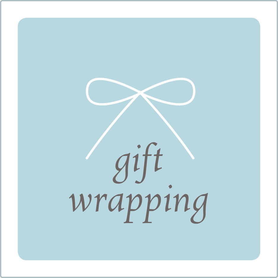 Gift Wrapping Gift Wrap - Inkello Letterpress