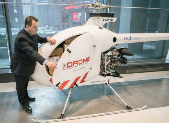 Canadian Drone News So Far For 2019