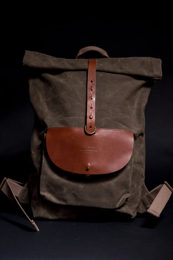 Day Pack | Field Tan | Bradley Mountain