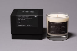 Green Tea Neroli Soy Wax Bold Series Candle Made in Houston Manready Mercantile