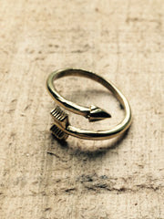 Arrow of Love ring