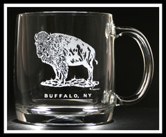 Buffalo Standing Coffee Mug