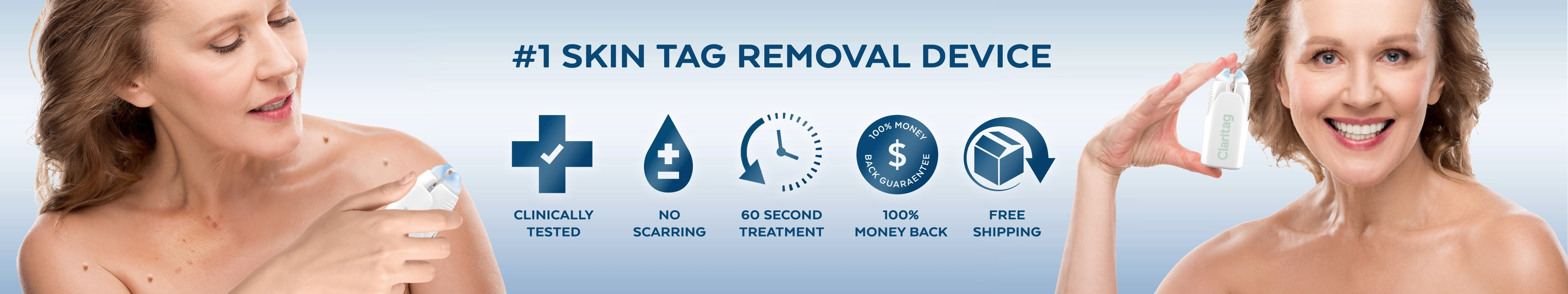Skin Tag Remover Claritag Advanced