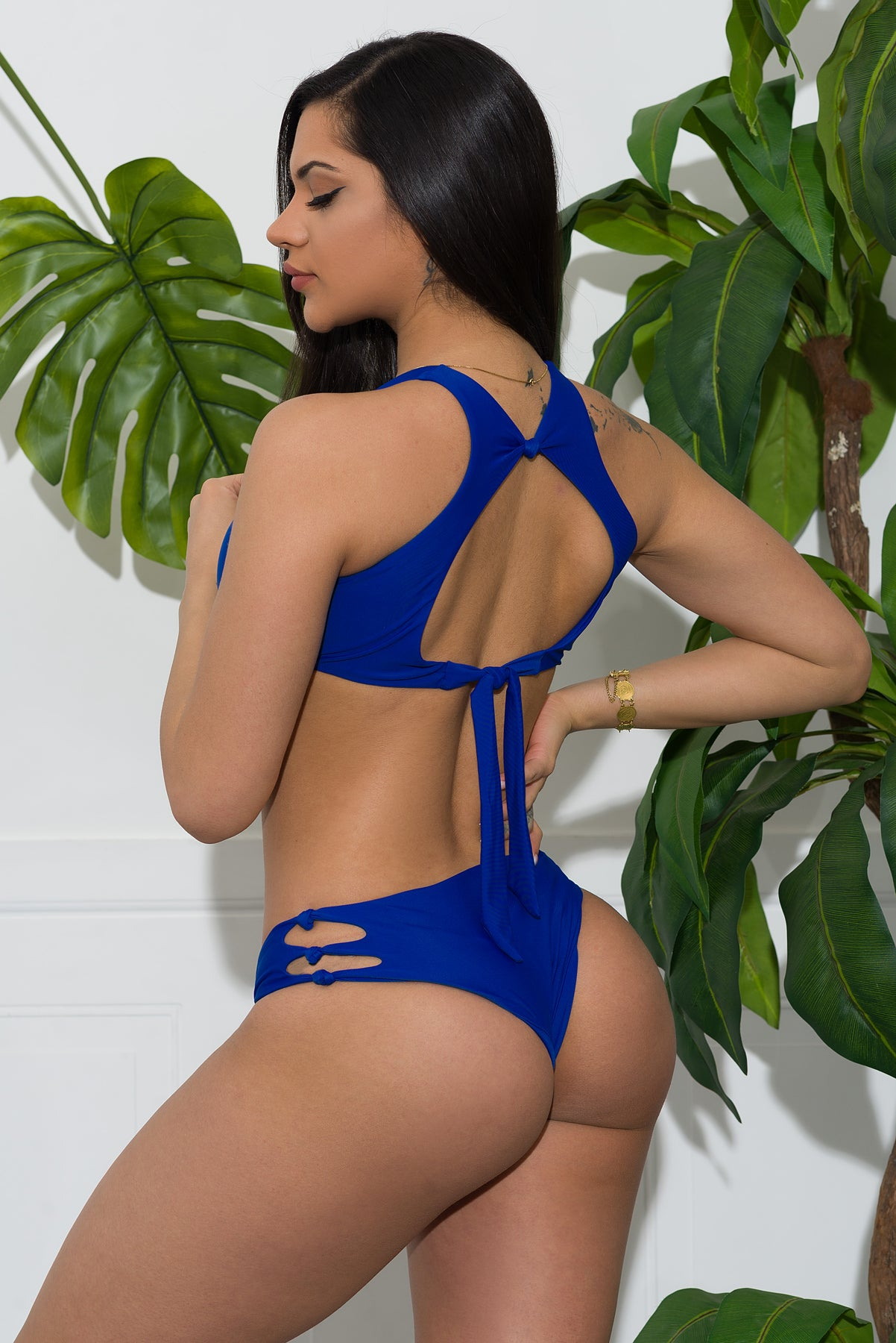 Cable Beach Swimsuit- Royal Blue