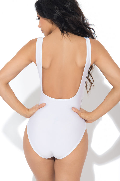 Bride One Piece WHITE - Fashion Effect Store  - 2