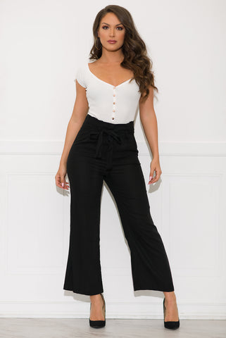 Madelyn Pants - Black