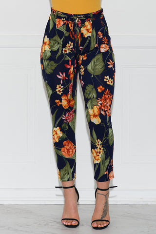 Get Down To Business Pants - Navy