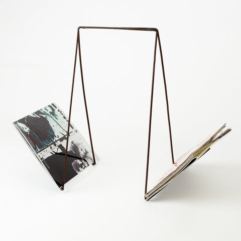 Metal Magazine or Book Holder