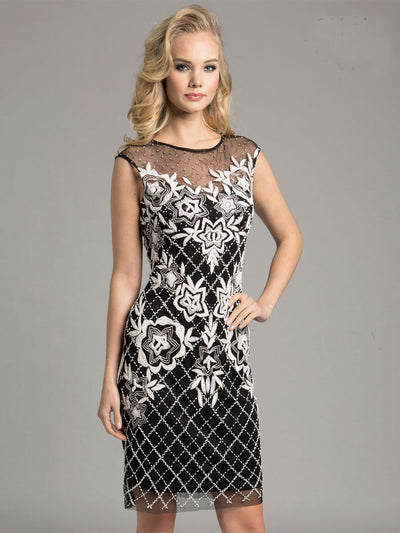 SML33265 - Modern Sweetness Cocktail Dress