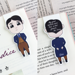 Pride and Prejudice Bookmarks