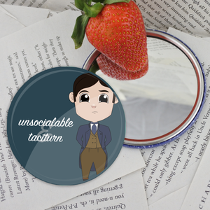 Pride & Prejudice Pocket Mirrors