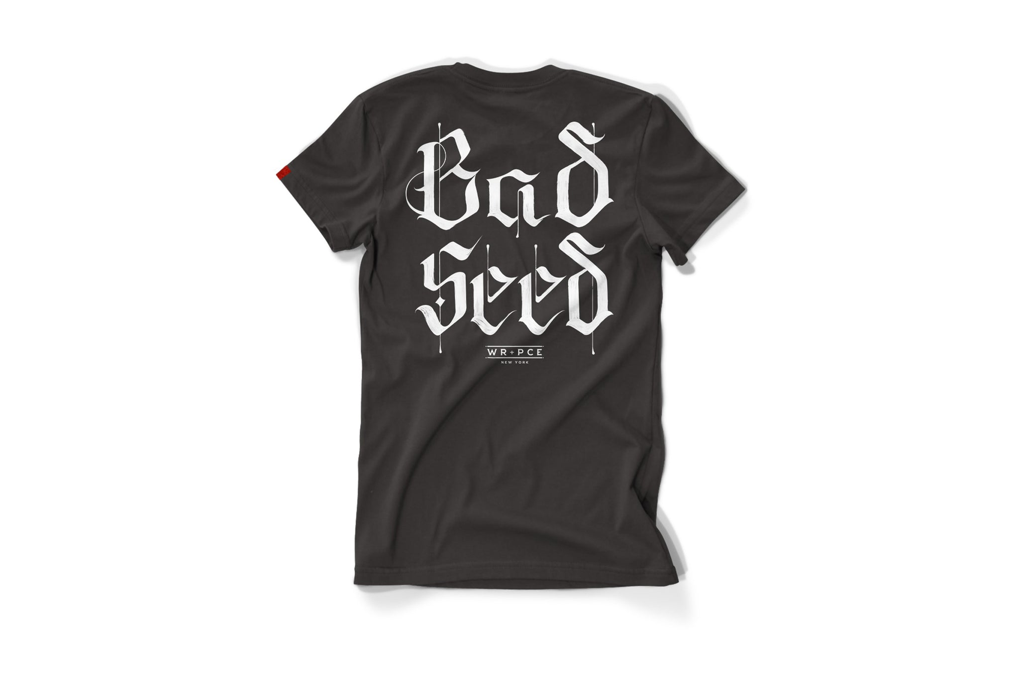 Warren Peace - Bad Seed T-Shirt Back - Designer Streetwear