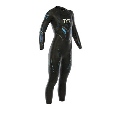 2018 TYR Womens Hurricane Category 5 Wetsuit