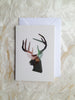 Brother Deer Card - only a few left